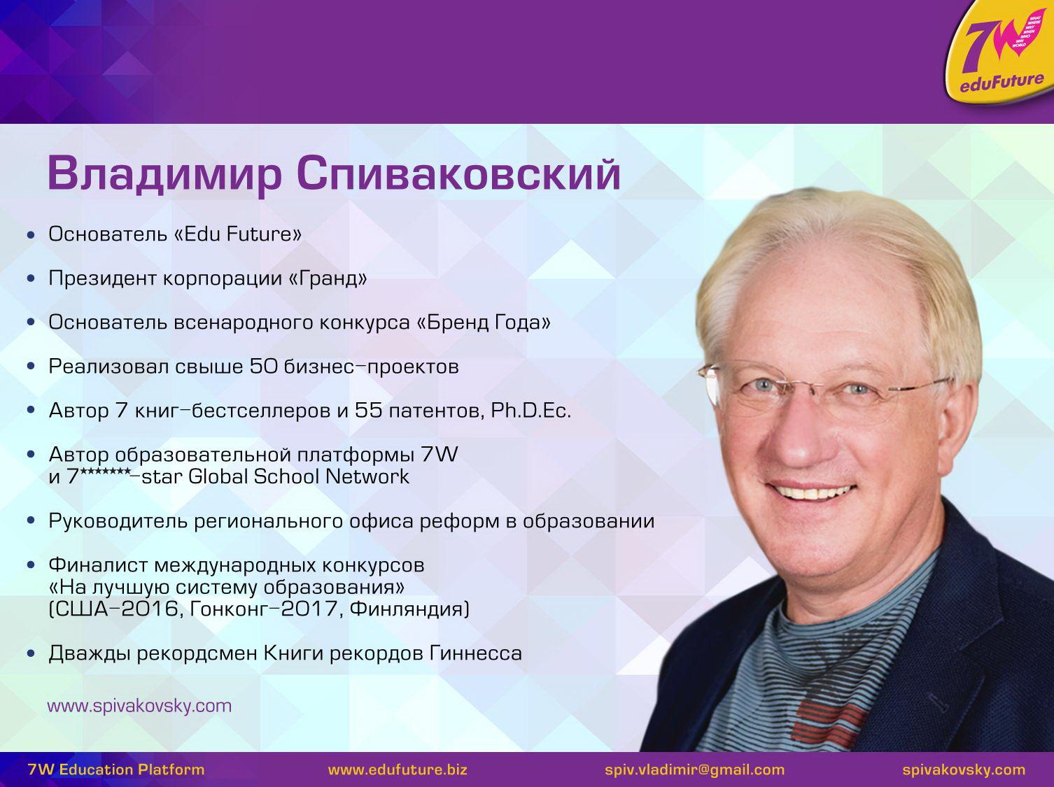 Спиваковский Владимир Михайлович