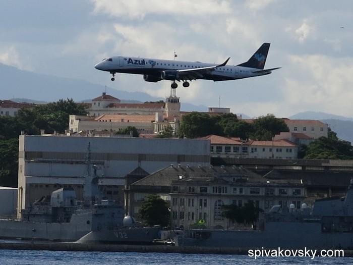Takeoff and landing