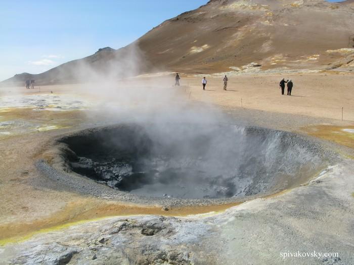 Geysers. Iceland