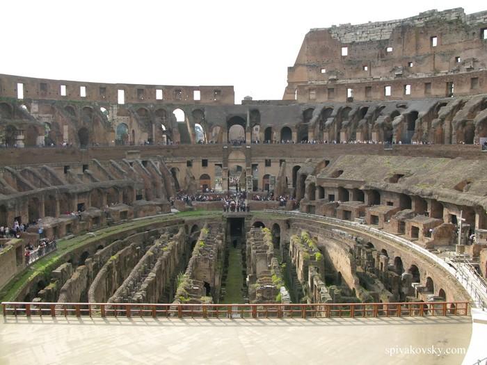 Coliseum. Italy