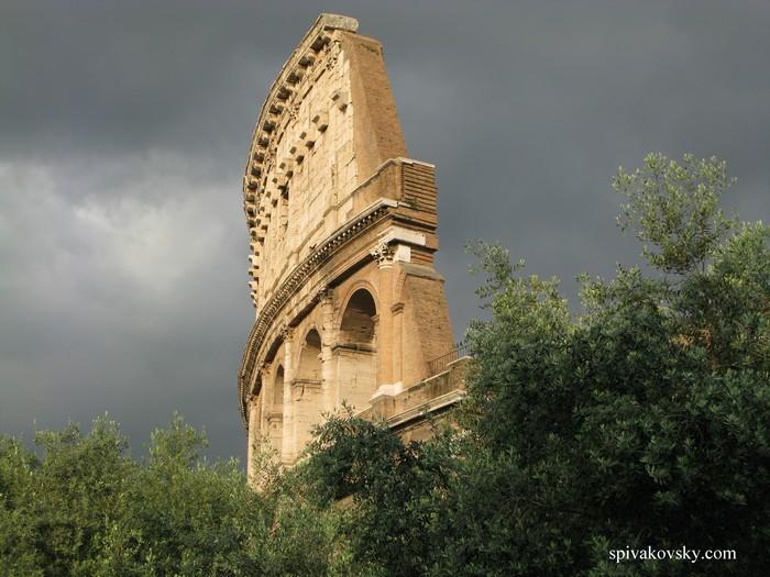 Coliseum. Rome