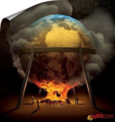 Исчезает прежний мировой порядок