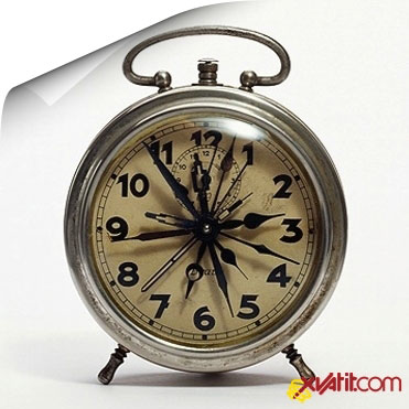 Исчезает время