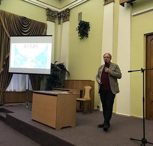 Владимир Спиваковский об Атласе идеальной системы образования