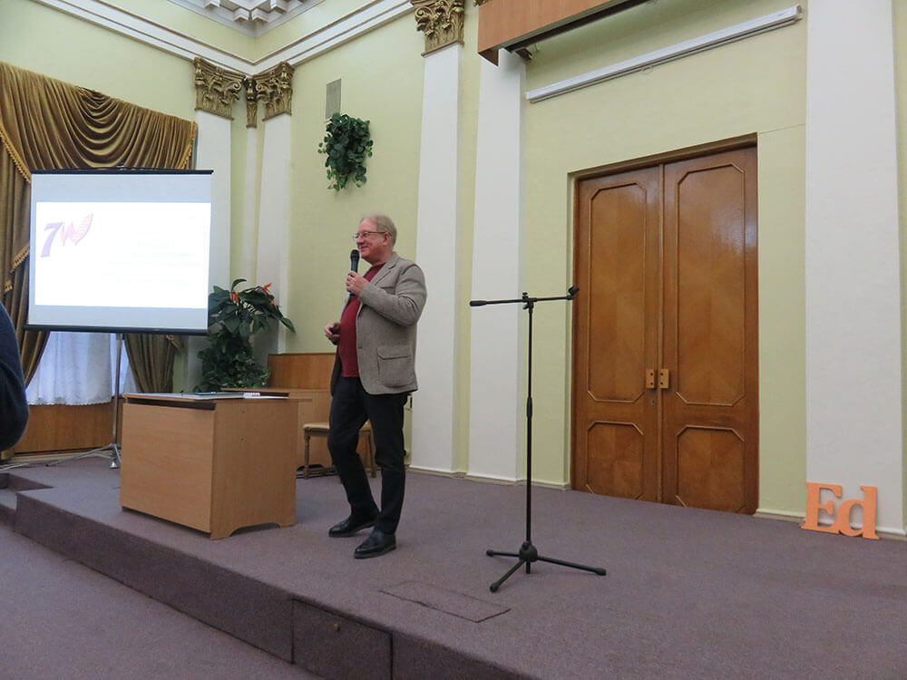 Владимир Спиваковский отвечает на вопросы аудитории
