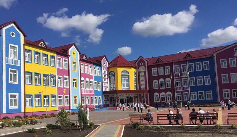 Проект реформирования образования в Киевской области (Путривка)