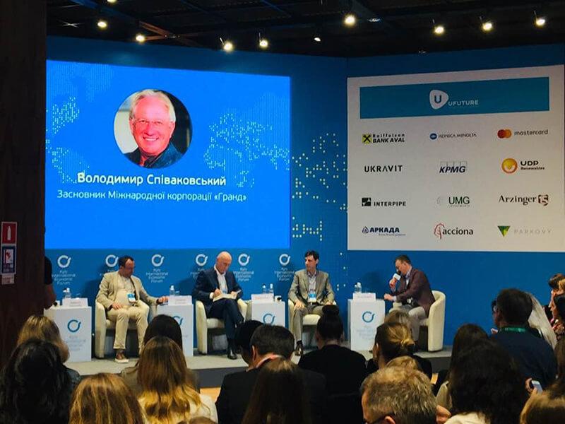 Владимир Спиваковский в числе спикеров Киевского Международного Экономического Форума