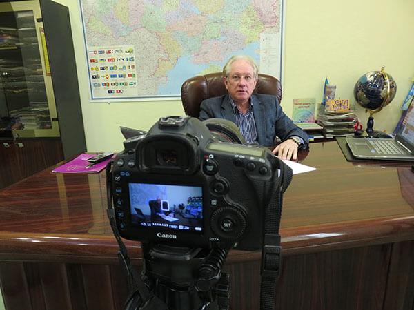 Владимир Спиваковский. Интервью о портале EduFuture 7W.